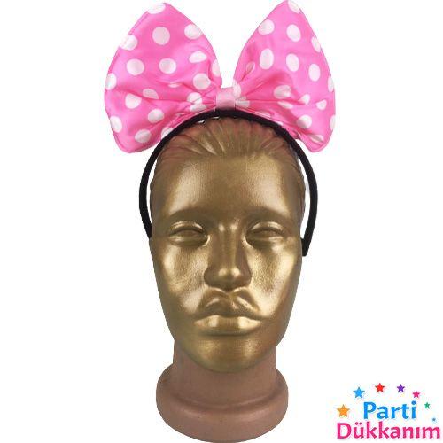Minnie Mouse Tacı Pembe (Işıklı), fiyatı
