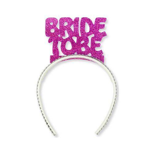 Bride To Be Simli Eva Taç Fuşya, fiyatı