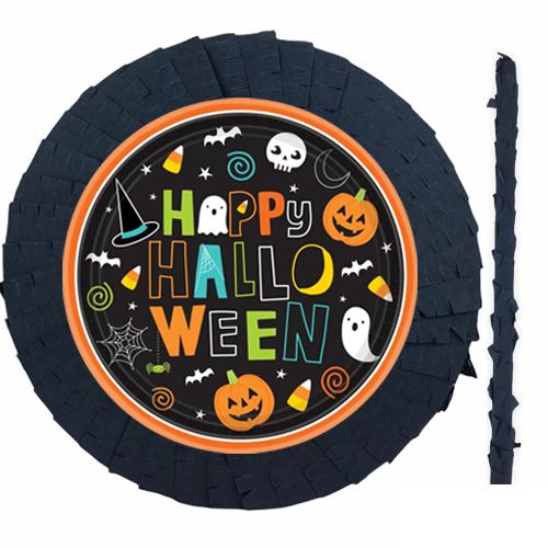 Cadılar Bayramı Halloween Pinyata 42 cm + Sopası, fiyatı