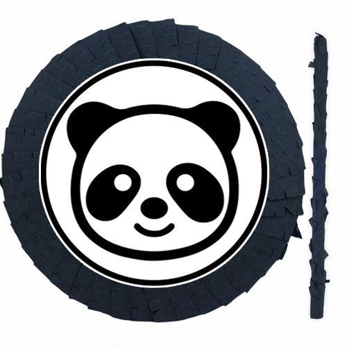 Panda Pinyata 42 cm + Sopası, fiyatı