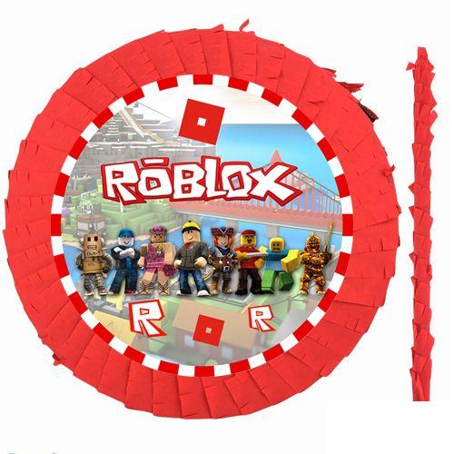 Roblox Pinyata (42 cm) + Sopası, fiyatı