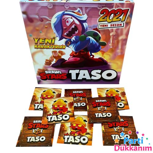 Brawl Stars Taso