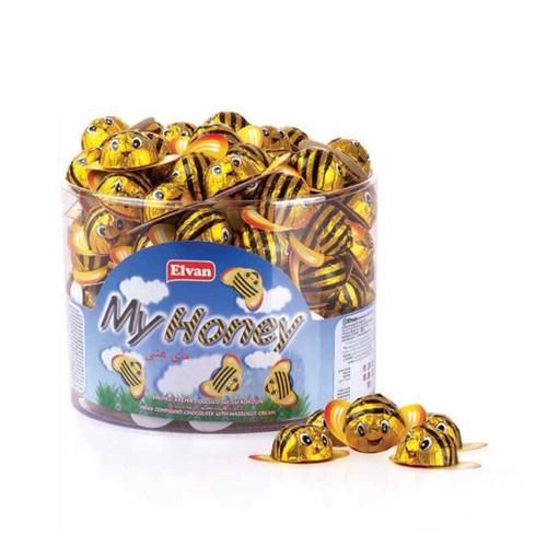 Arı Şekilli Çikolata Elvan 20 Adet, fiyatı