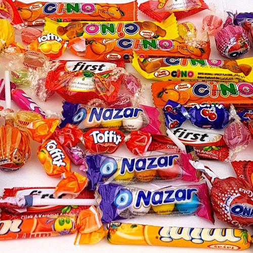 Pinyata İçi Şekerlemeler (45 Parça), fiyatı