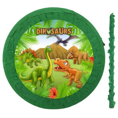 Sevimli Dinozor Pinyata 42 cm + Sopası, fiyatı