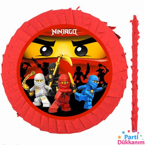 Ninjago Pinyata 42 cm + Sopası, fiyatı