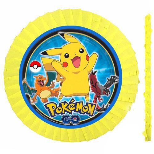 Pokemon Go Pinyata 42 cm + Sopası, fiyatı