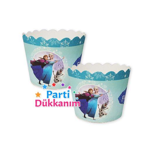 Frozen Cupcake Kabı (25 adet), fiyatı