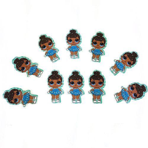 Lol Bebek Glitter Miss Baby Sticker 10 Adet, fiyatı
