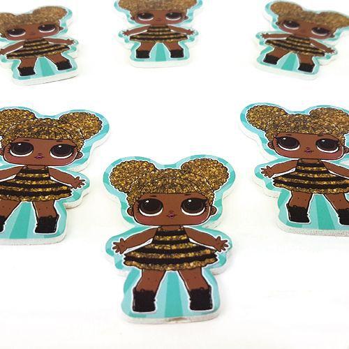 Lol Bebek Queen Bee Sticker 10 Adet, fiyatı