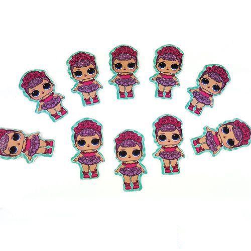 Lol Bebek Sugar Queen Sticker 10 Adet, fiyatı