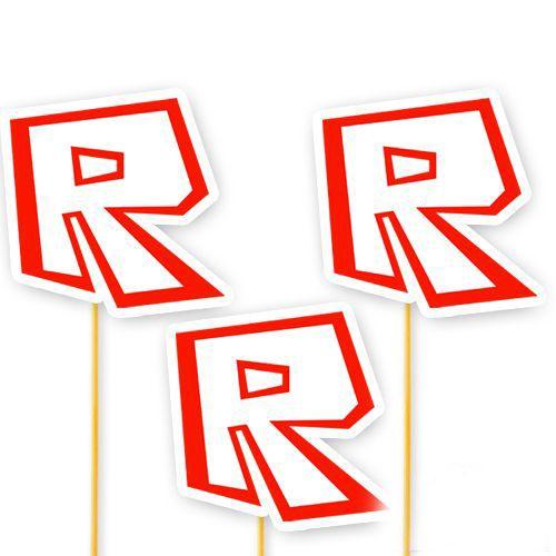 Roblox Çubuklu Parti Aksesuarı 6 Adet, fiyatı