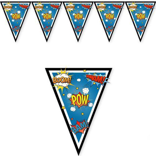 Superhero Comics Flama Bayrak 2 Metre, fiyatı