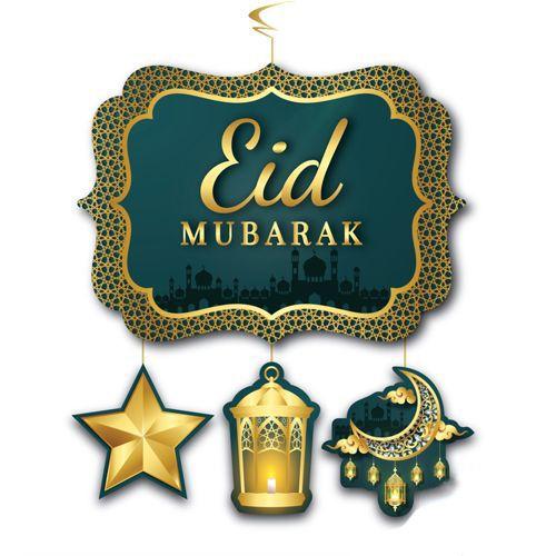 Eid Mubarak Büyük Tavan Süs, fiyatı