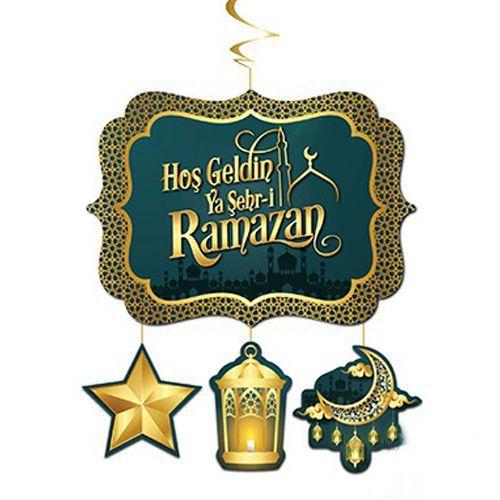 Hoş Geldin Ramazan Büyük Tavan Süs, fiyatı