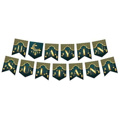11 Ayın Sultanı Yazısı 190 cm, fiyatı