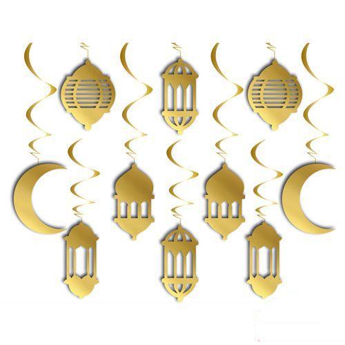 Ramazan Süslemeleri Asma Tavan Süs 10 Adet, fiyatı