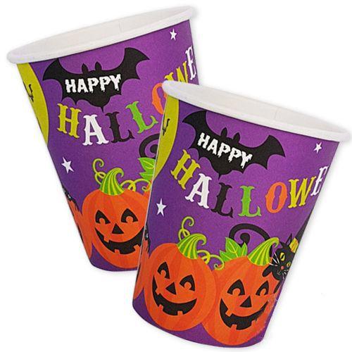 Halloween Cadılar Bayramı Bardak (8 Adet), fiyatı