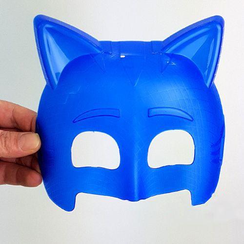 Pijamaskeliler Plastik Maske Kedi Çocuk, fiyatı