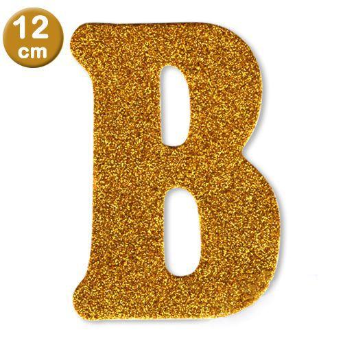 B - Harf Eva Simli Gold (12 cm), fiyatı