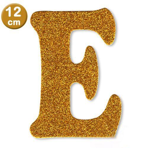 E - Harf Eva Simli Gold (12 cm), fiyatı