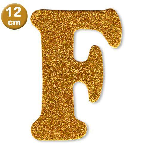F - Harf Eva Simli Gold (12 cm), fiyatı