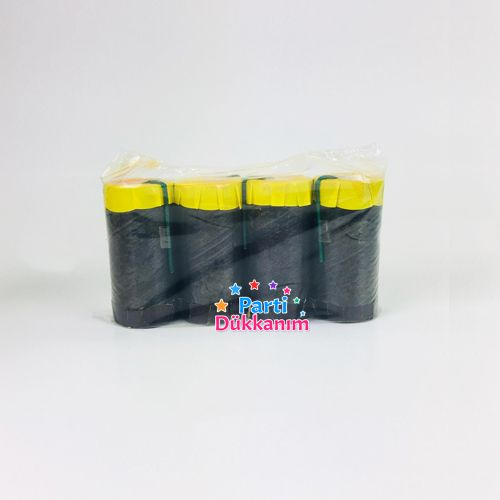 Sarı Renkli Sis Bombası 4 Adet, fiyatı