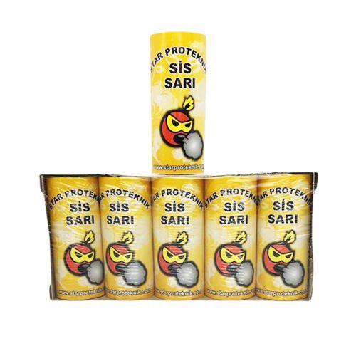 Sarı Sis Bombası 5 Adet, fiyatı