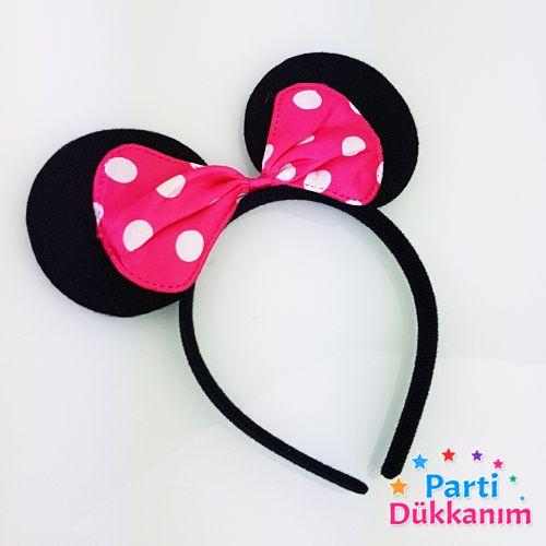 Minnie Mouse Tacı Fuşya, fiyatı