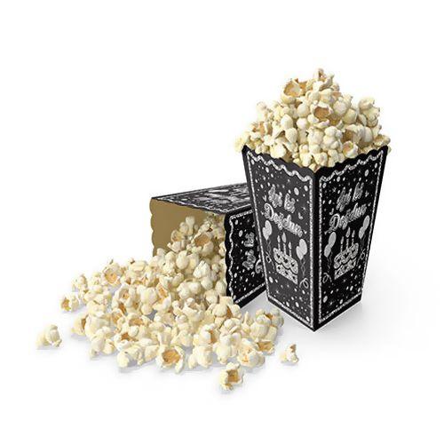 İyi ki Doğdun Mısır Kutusu Siyah (10 Adet), fiyatı