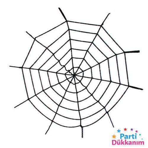 Cadılar Bayramı Halloween Örümcek Ağı 150 cm, fiyatı