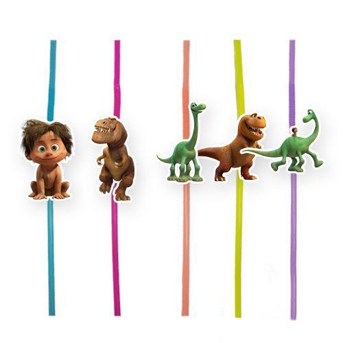 Dinozor Artistik Pipet (10 Adet), fiyatı