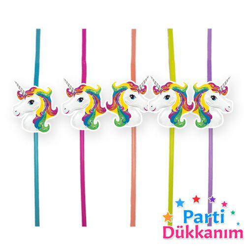 Unicorn Artistik Pipet (10 Adet), fiyatı