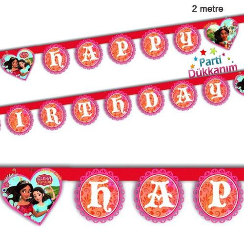 elena happy birthday yazısı