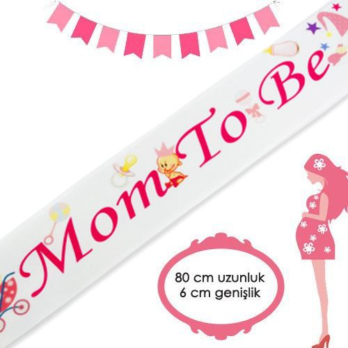 Mommy To Be (Anne Oluyorum Kuşak) Pembe, fiyatı