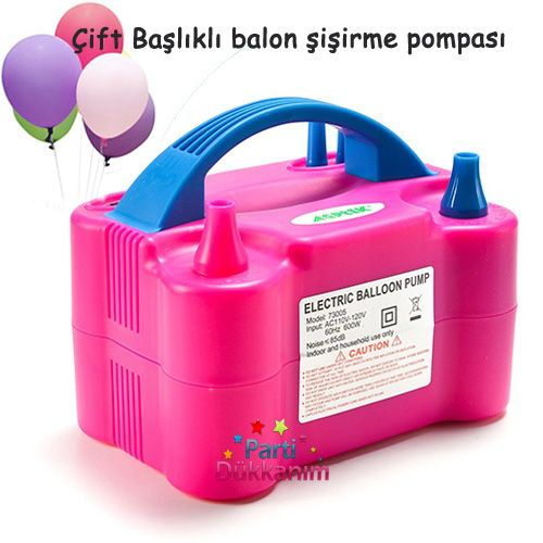 Balon Şişirme Pompası Elektirikli