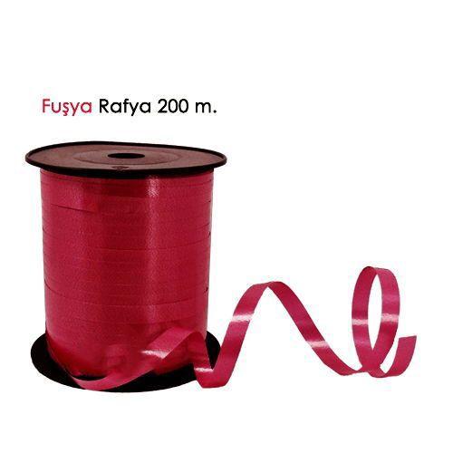 Fuşya Rafya 200 metre