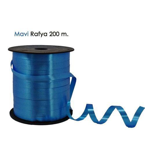 Mavi Rafya 200 metre