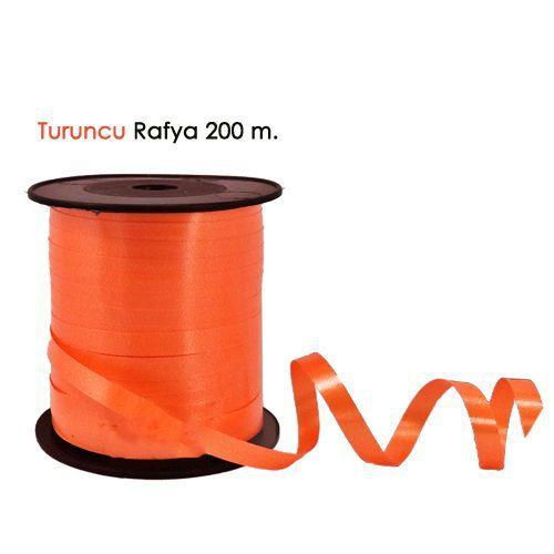 Turuncu Rafya 200 metre