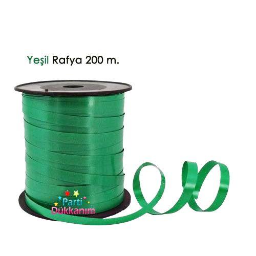 Yeşil Rafya 200 metre