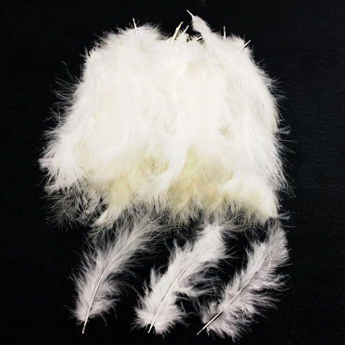 Şeffaf Balon İçi Tüy Beyaz 100 adet, fiyatı