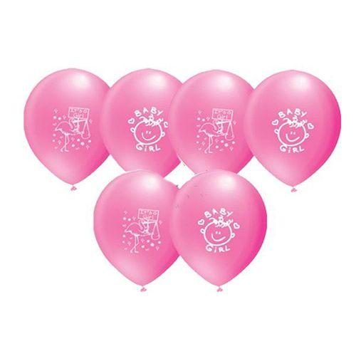 Baby Girl Balon (20 adet)