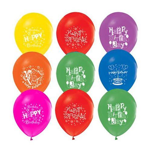 Doğum Günü Balonu (100) Adet