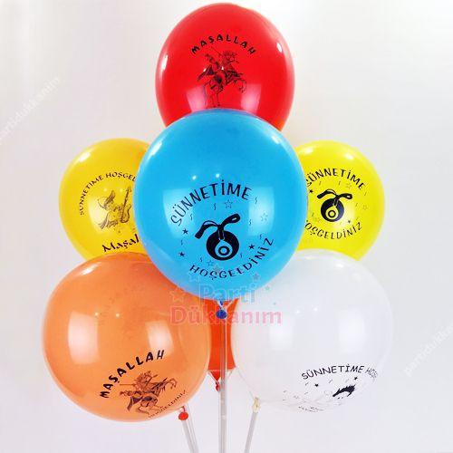 Sünnet Balonları (15 Adet)