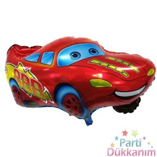 Cars Folyo Balon (50 cm)