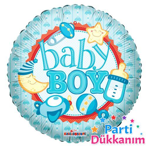 Baby Shower Folyo Balon (18 inch)