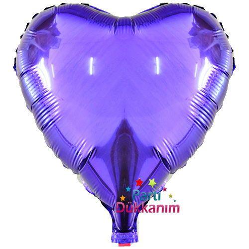 Mor Kalp Folyo Balon (45 cm), fiyatı