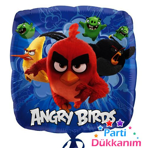 Angry Birds Folyo Balon 43 cm