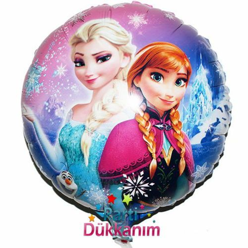 Frozen Folyo Balon (18 inc)