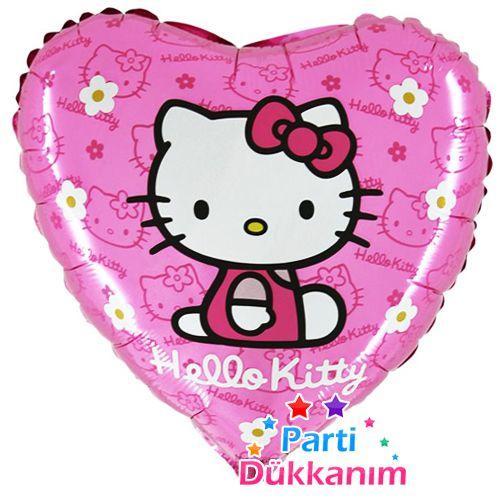 Hello Kitty Balon Folyo 45 cm